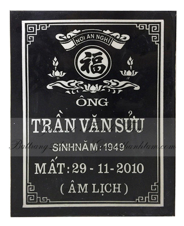 Ảnh bia mộ đẹp màu đen chất lượng giá rẻ bền màu chất lượng, bia mộ làm theo yêu cầu bia mộ Việt Nam